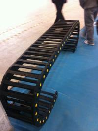 塑料拖链桥式承重型